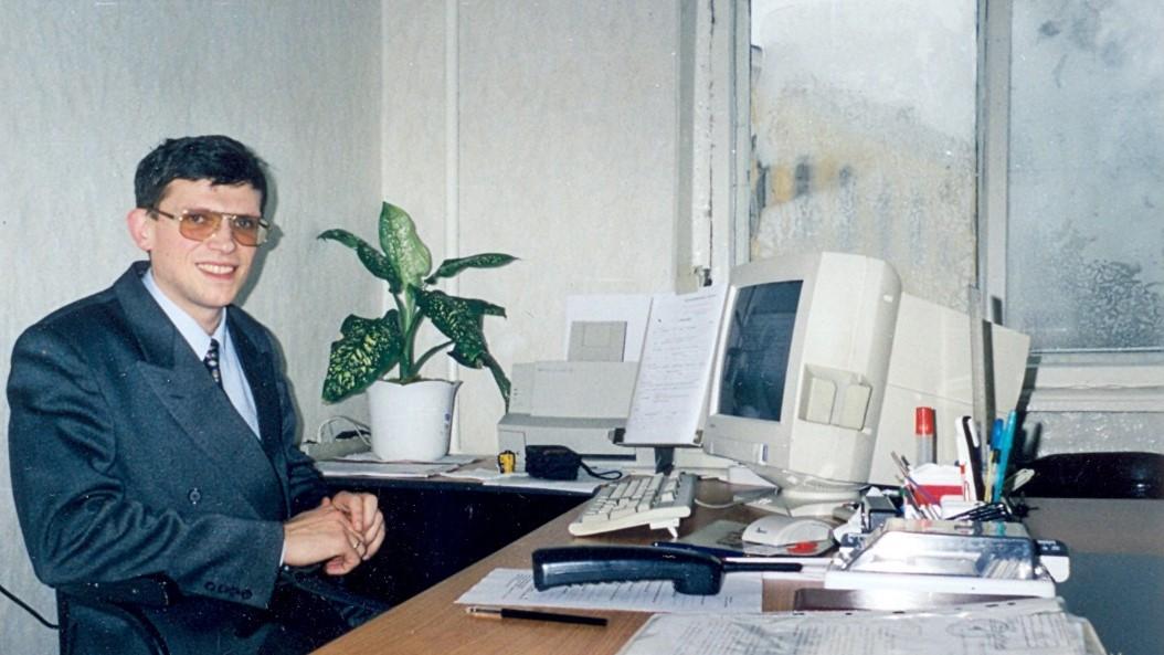 Человек года — Дмитрий Волнухин
