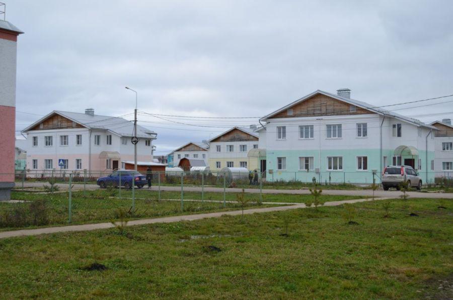 Дольщиков костромского поселка «Первый» выселяют из полностью оплаченной новостройки